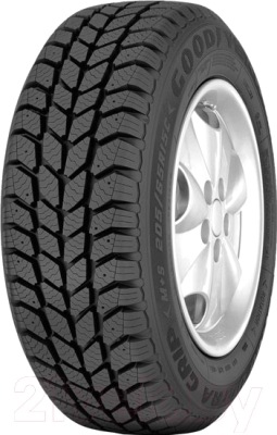 Зимняя шина Goodyear Cargo Ultra Grip 215/65R16C 109/107T