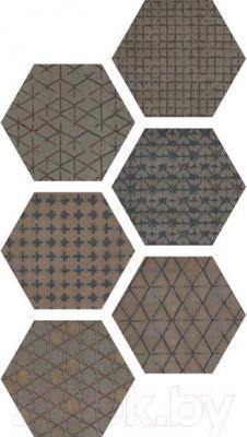 Декоративная плитка Imola Ceramica Malika 6DG (260x300)