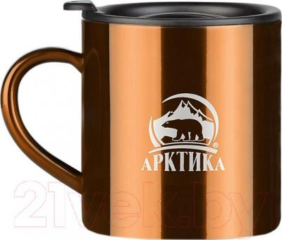 Термокружка Арктика 802-450 (кофейный)
