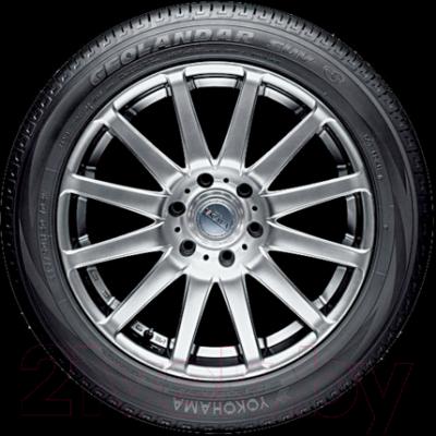 Летняя шина Yokohama Geolandar SUV G055 245/65R17 107H