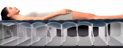 Надувная кровать Intex 64424 (152x203x42) - внутренние перегородки из полиэфирных волокон