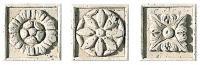 Декоративная плитка для ванной Imola Ceramica Atrium Fregio 10BMix (100x100) -