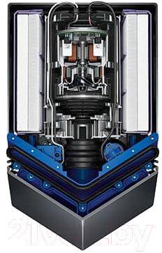Сушилка для рук Dyson Airblade AB12 (никель)