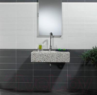 Плитка для стен ванной Imola Ceramica Creamatt 1D (333x125)