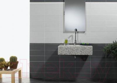Плитка для стен ванной Imola Ceramica Creamatt 1H (333x125)