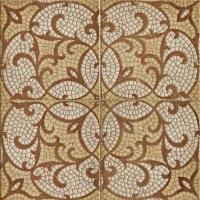 Декоративная  плитка для пола Imola Ceramica Панно Ros. Etnea New B (666x666) -