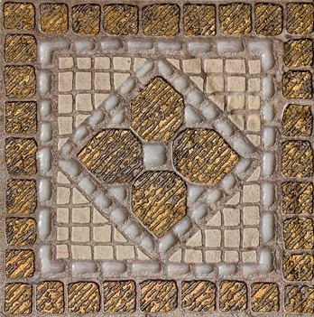 Декоративная плитка Imola Ceramica A. Ros. Etnea New G (100x100)