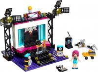 Конструктор Lego Friends Поп-звезда: Телестудия (41117) -