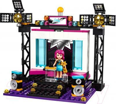 Конструктор Lego Friends Поп-звезда: Телестудия (41117)
