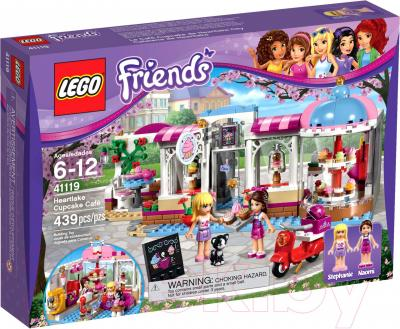 Конструктор Lego Friends Кондитерская (41119)
