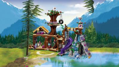 Конструктор Lego Friends Спортивный лагерь: Дом на дереве (41122)