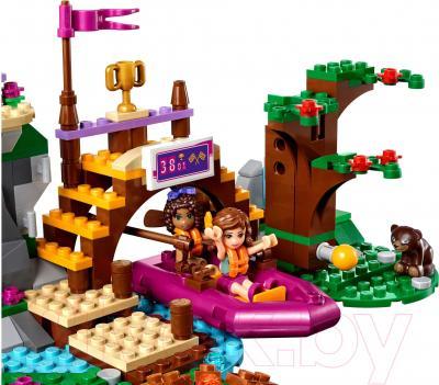 Конструктор Lego Friends Спортивный лагерь: Сплав по реке (41121)
