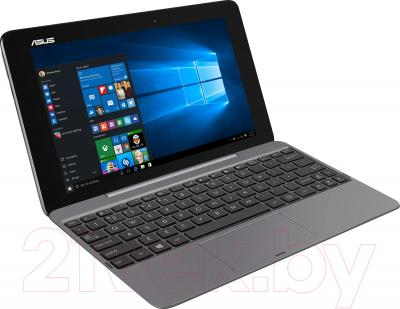 Планшет Asus Transformer Book 32GB T100HA-FU002T (серый)