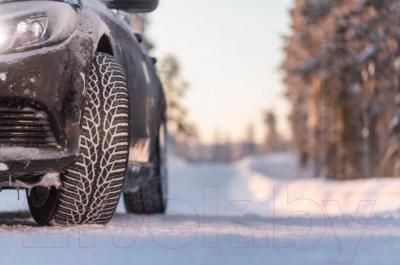 Зимняя шина Nokian WR D4 195/65R15 91T - в процессе использования