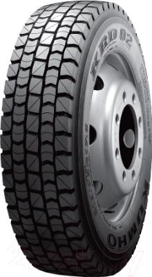 Всесезонная шина Kumho KRD02 315/80R22.5 156/150L (задняя)