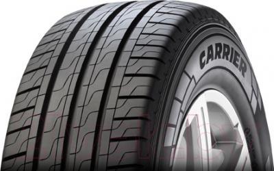 Летняя шина Pirelli Carrier 205/75R16C 110R