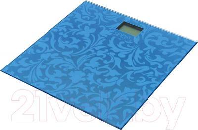 Напольные весы электронные Sinbo SBS-4430 (синий)