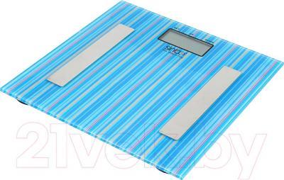 Напольные весы электронные Sinbo SBS-4432 (синий)