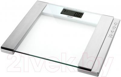 Напольные весы электронные Sinbo SBS-4433 (серебристый)