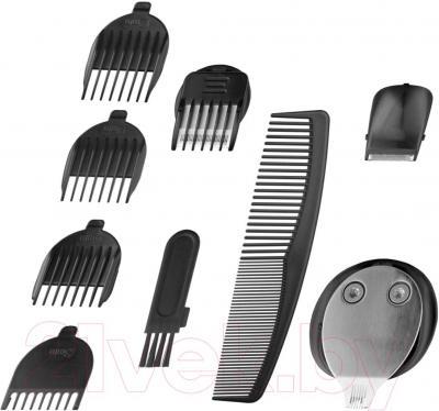 Машинка для стрижки волос Sinbo SHC-4352 (красный) - комплектация