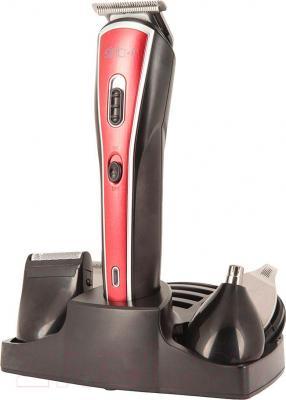 Машинка для стрижки волос Sinbo SHC-4352 (красный)