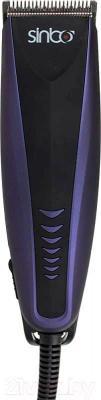 Машинка для стрижки волос Sinbo SHC-4360 (пурпурный)