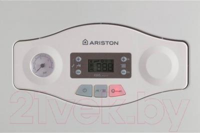 Газовый котел Ariston Egis Plus 24 FF - панель управления