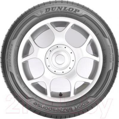 Летняя шина Dunlop SP Sport Bluresponse 185/65R15 88H