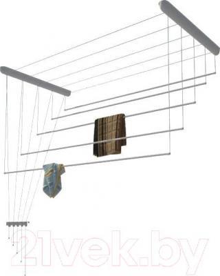 Сушилка для белья ПТФ Лиана СП-004 (1.6м, пластик)