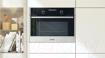 Электрический духовой шкаф Gorenje BCM547S12X