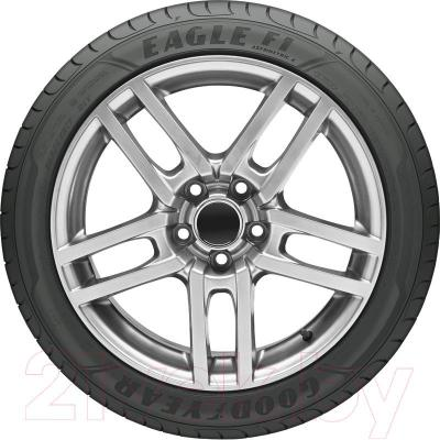 Летняя шина Goodyear Eagle F1 Asymmetric 2 245/45R17 95Y