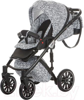 Детская универсальная коляска Anex Sport 2 в 1 (SP08) - прогулочный вариант в другой расцветке