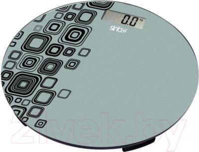 Напольные весы электронные Sinbo SBS-4428 (серый)