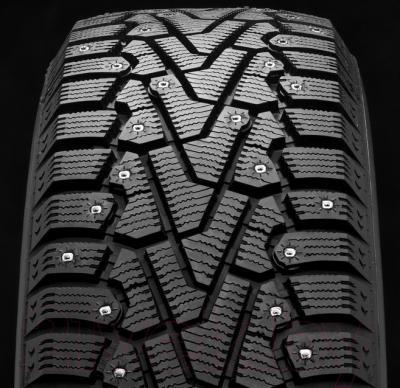 Зимняя шина Pirelli Ice Zero 225/55R17 101T (шипы)