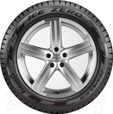 Зимняя шина Pirelli Ice Zero 225/55R18 102T (шипы)