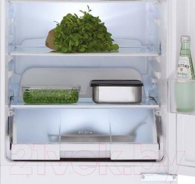 Холодильник с морозильником Beko CBI7771