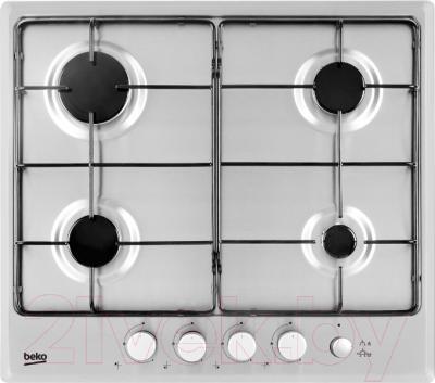 Газовая варочная панель Beko HIMG64233SX