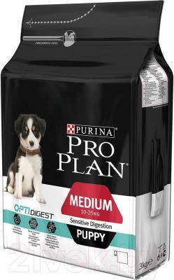 Корм для собак Pro Plan Puppy Digestion c ягненком и рисом (3 кг) - общий вид