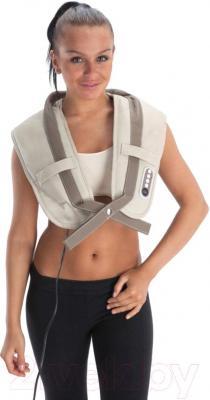 Массажная накидка Bradex Здоровая спина KZ 0096 - 1 автоматический и 15 ручных режимов массажа