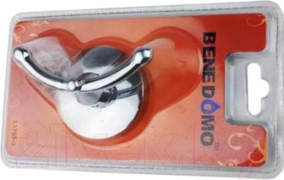 Крючок для ванны Benedomo L1705-2 - упаковка