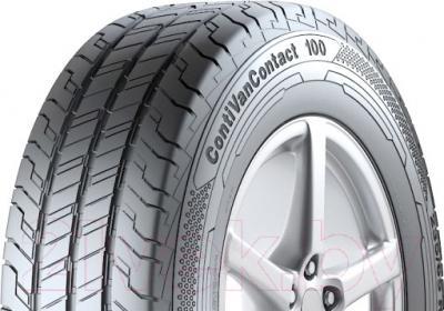 Летняя шина Continental ContiVanContact 100 205/70R15C 106/104R