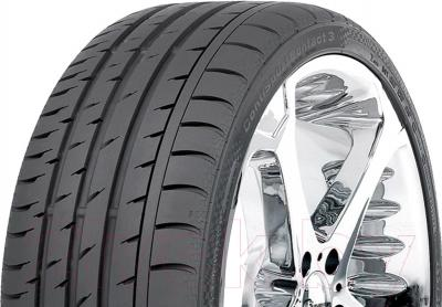 Летняя шина Continental ContiSportContact 3 195/45R16 80V