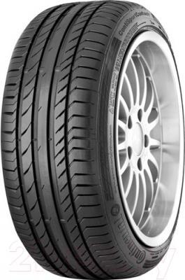 Летняя шина Continental ContiSportContact 5 275/45R19 108Y