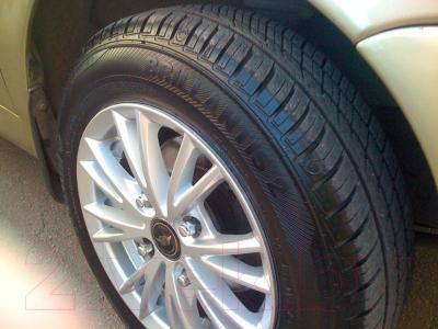 Летняя шина Barum Brillantis 2 185/65R14 86T - в процессе использвания