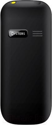 Мобильный телефон Oysters Kursk (черный)