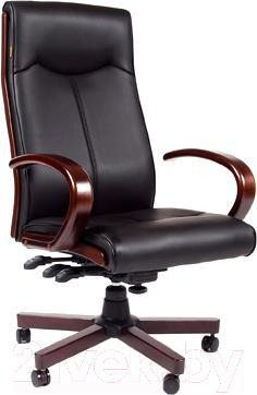 Кресло офисное Chairman CH411 (черный)