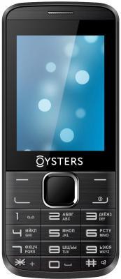 Мобильный телефон Oysters Lipetsk (черный)
