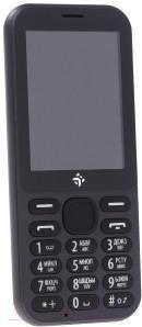 Мобильный телефон DEXP Larus C4 (черный)