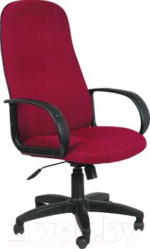 Кресло офисное Chairman 279 (черно-красный)