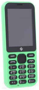 Мобильный телефон DEXP Larus С4 (зеленый)